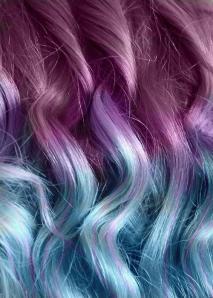 Mermaid-hair