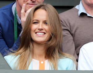 Kim+Sears+First+Round+Matches+Wimbledon+89q3YSBdx0fx