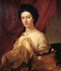 Nathaniel_Hone,_Catherine_Maria_''Kitty''_Fisher