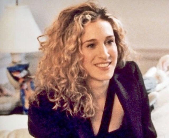 My Favourite Carrie Bradshaw Hairstyles Makeupbybarbz